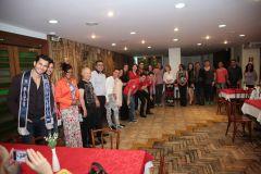 MMMG 2014 - 1º Dia - Jantar de Recepção
