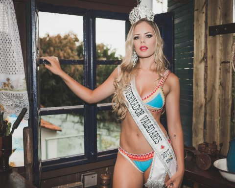 Resultado de imagem para Miss Governador Valadares